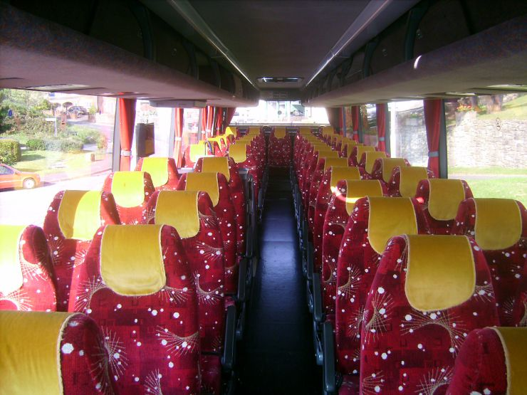 Executive Coaches 49 Seater
